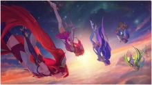 playing Star Guardians