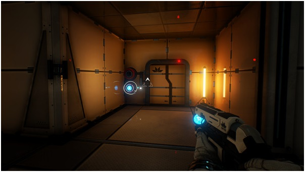 The Turing Test Gameplay on Gaming PC