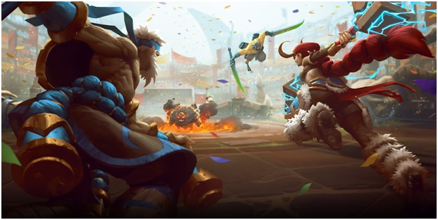 Battlerite Game on Gaming PC