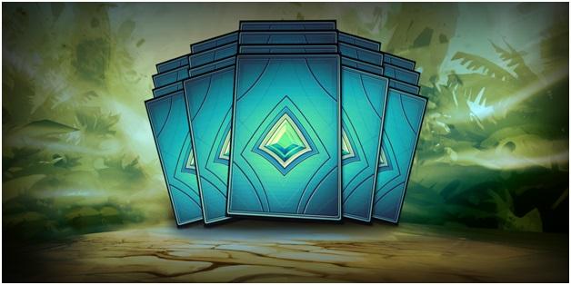 play card mastery on paladins
