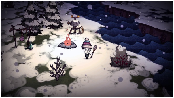 check out dont starve revuew