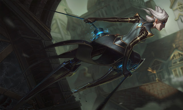 play camille on league of legends