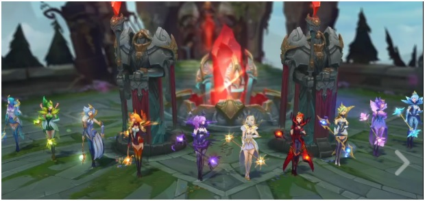 elementalist-lux league of legends