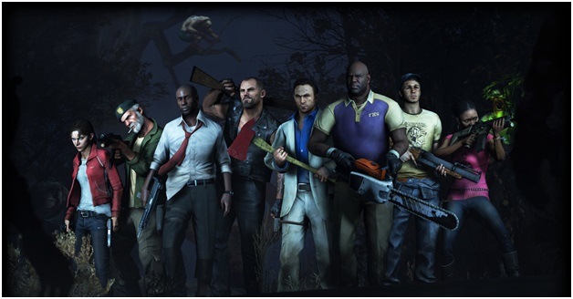 meet left 4 dead survivors
