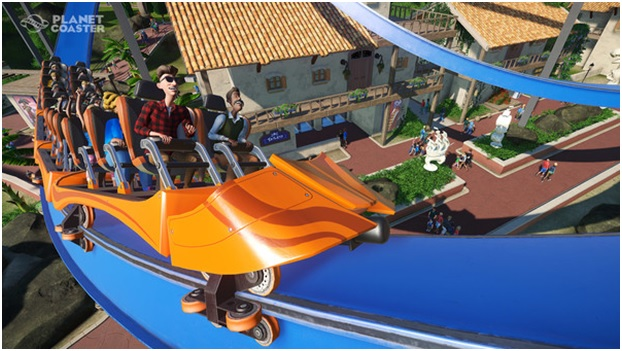 play planet coaster on gaming computers