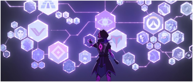 Sombra Origin Story Video