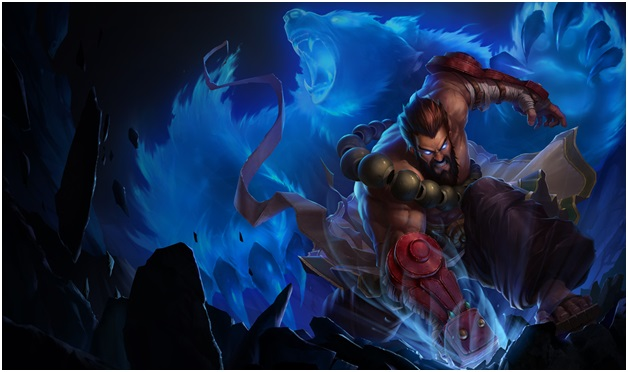 spirit udyr on league of legends