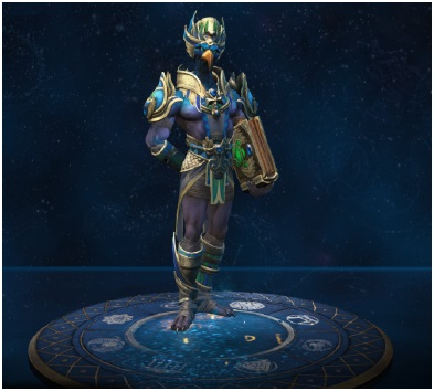 thoth-in-game-look
