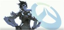 Overwatch Tracer Origin Story