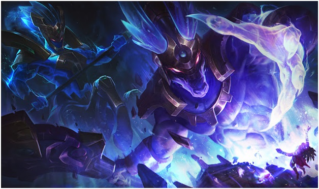 worldbreaker hecarim and worldbreaker nasus