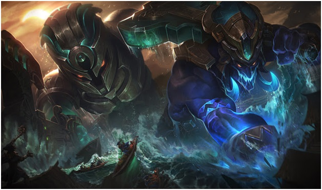 worldbreaker nautilus and worldbreaker trundle