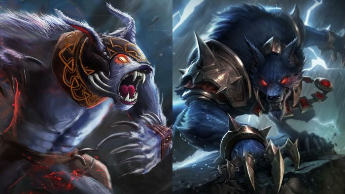 Ursa and Warwick