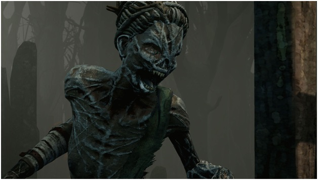 dead by daylight hag