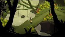 lara-croft-go-view on gaming computer