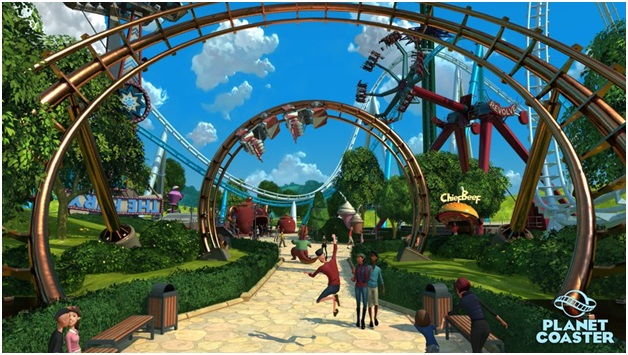 play planet-coaster on gaming computer