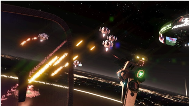 Space Pirate Trainer Preview