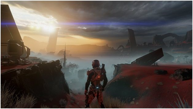 Mass Effect Andromeda on Gaming PC