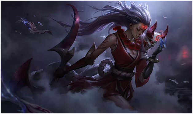 check out blood moon diana