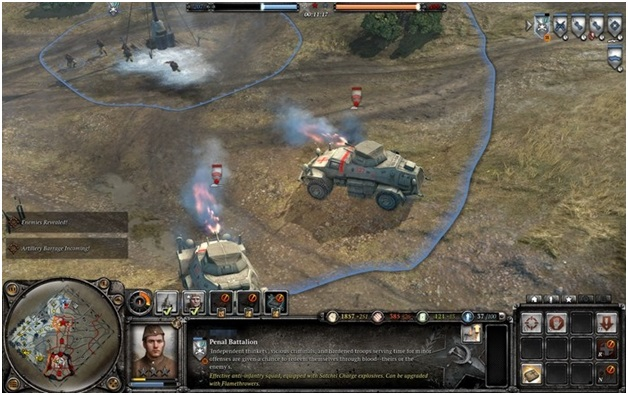 Company of Heroes for your gaming laptops