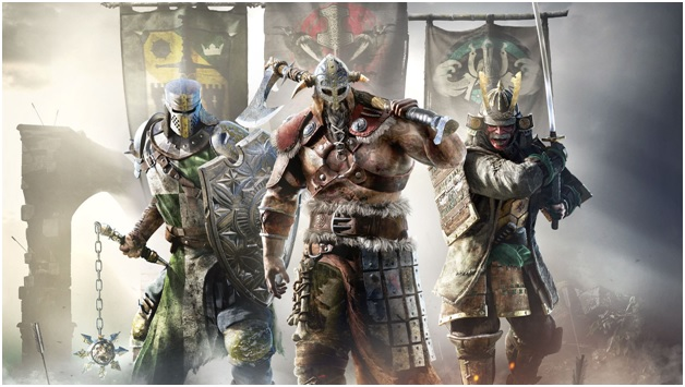 For Honor, A Hack-and-Slash Fighting RPG