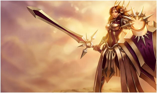 Leona in League of Legends