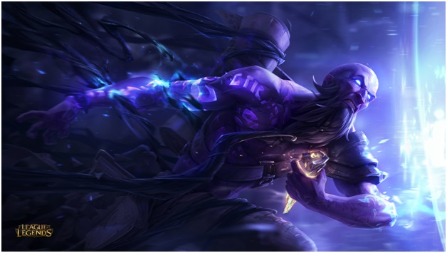 Ryze One of League of Legends Starting Champions