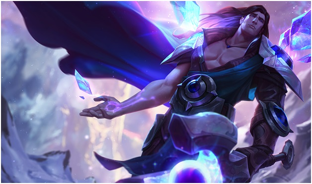 Taric in League of Legends
