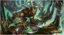 Cernunnos new hero in Smite