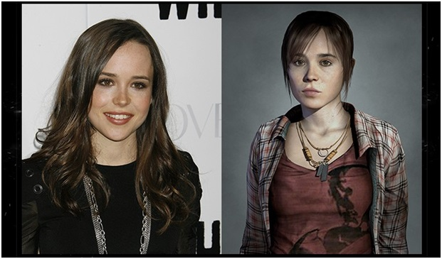 Ellen Page plays as Jodie Holmes