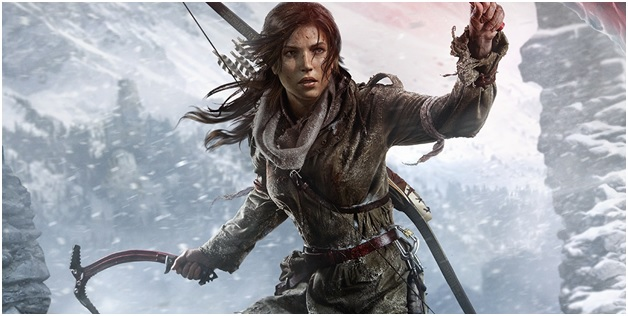 play pc games with a female protagonists
