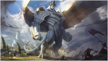 Galio, The Colossus