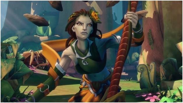 Inara, Paladin's New Hero