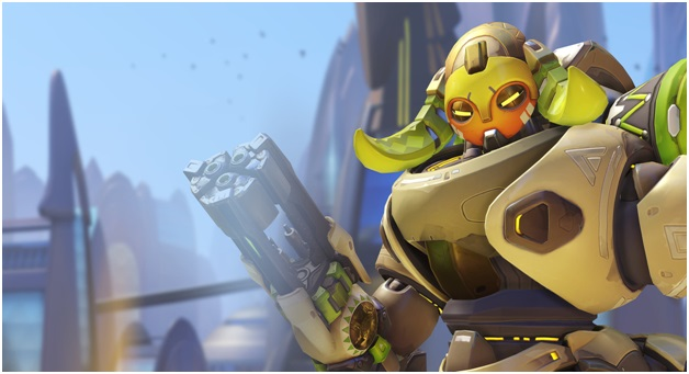 new overwatch hero Orisa