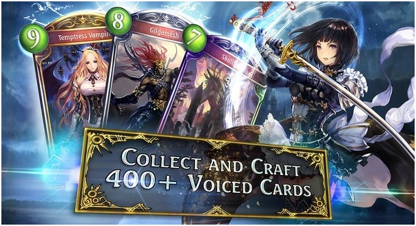 play shadowverse-ccg on steam