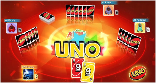 play uno on steam
