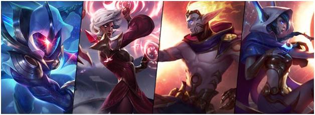 new champion skins