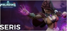 Seris - The Oracle of Abyss