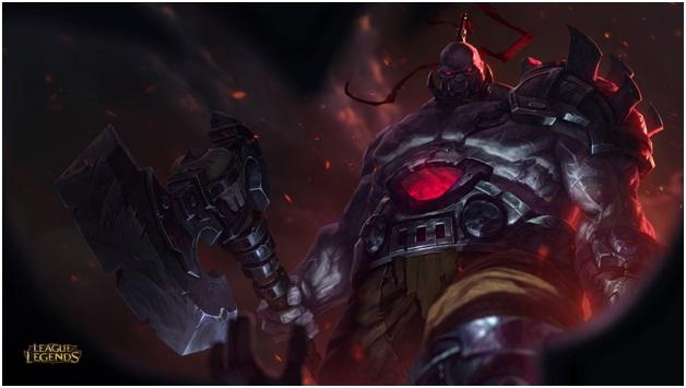 Sion - League of Legends