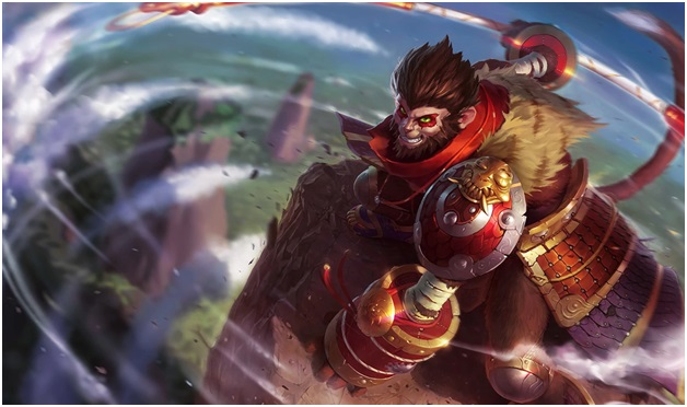 Wukong, the flexible champion.