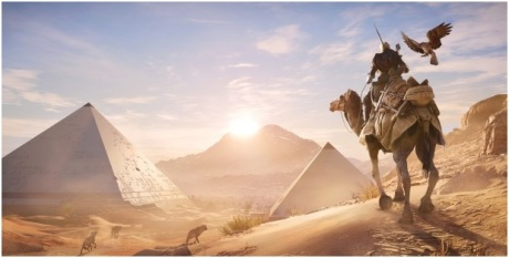 Assassin's Creed Origins Setting