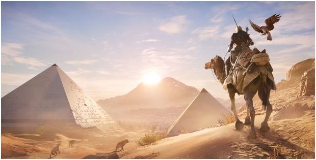 Assassin's Creed Origins Setting