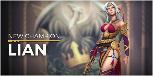 Paladins New Champion Lian