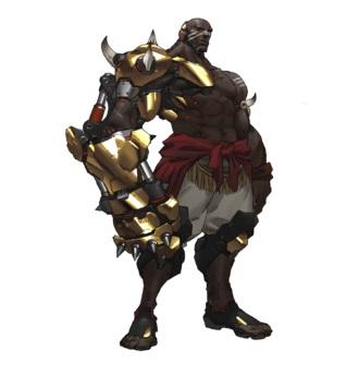 Doomfist Model