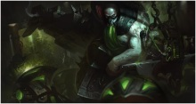 Urgot the Dreadnought