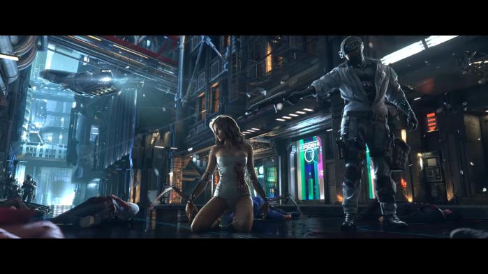 Cyberpunk 2077 Teaser