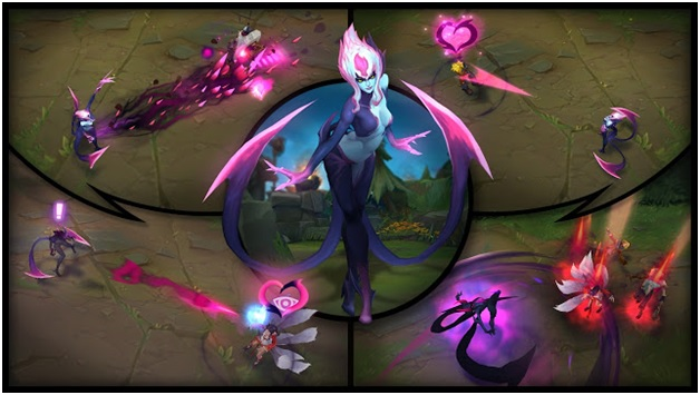Evelynn Champion Update