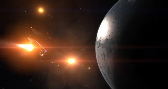 Elite Dangerous 2 4 Update Review – They're Baaaack
