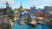 Blizzard World Photo