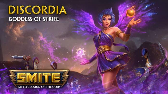 Discordia - Goddess of Strife