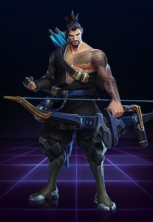 Hanzo - The Master Assassin